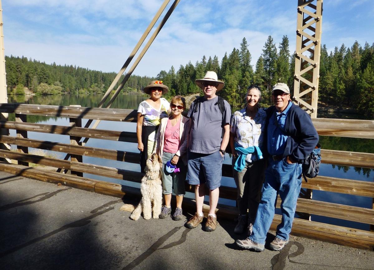Hiking Deep CreekCanyon