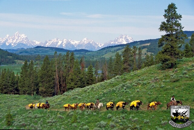 "An ""Old-Fashioned"" Wyoming Horseback Elk Hunt"