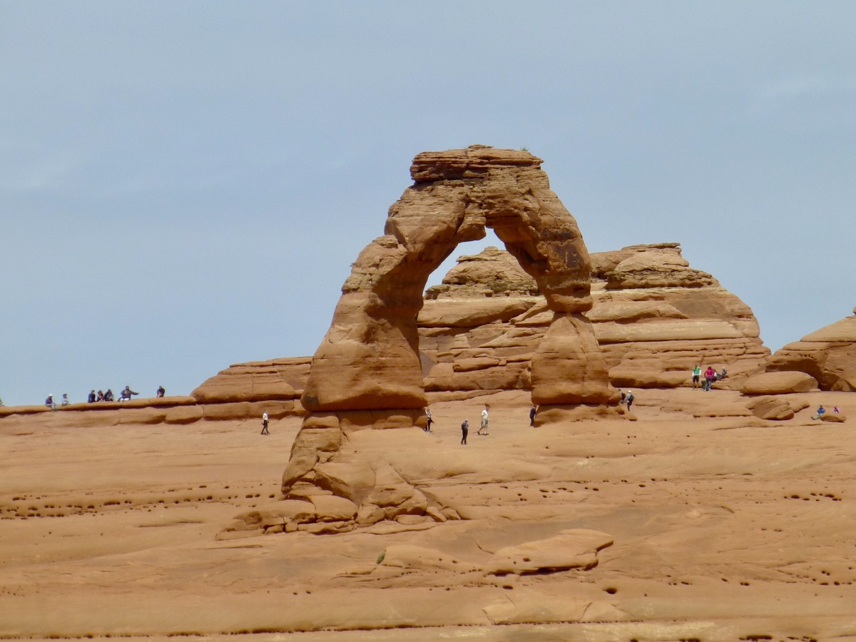 Moab, Utah: Spring Camping and Hiking in Arches and Canyonlands National Parks